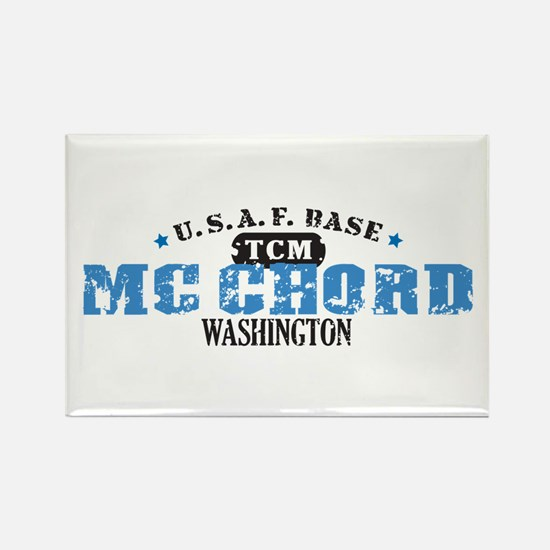 McChord Air Force Base Rectangle Magnet
