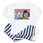 Bush/Cheney in Oz Toddler Pajamas