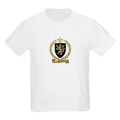 FRIOLET Family Crest T-Shirt
