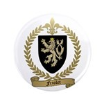 "FRIOLET Family Crest 3.5"" Button"