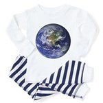 Earth Toddler Pajamas