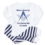 The Masonic Lewis Toddler Pajamas