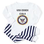 USS ESSEX Toddler Pajamas