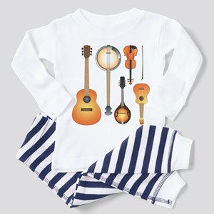 String Instruments Toddler Pajamas