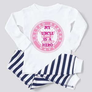 Pink Toddler Pajamas