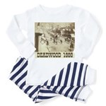 Deadwood Celebration Toddler Pajamas