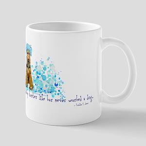 Welsh Terrier Bubble Bath Mug