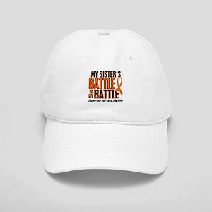 My Battle Too (Sister) Orange Cap