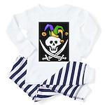 Mardi Gras Toddler Pajamas