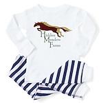 HMFLogoOnWhiteBg copy Pajamas