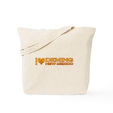I Love Deming, NM Tote Bag