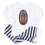 8 Lady of Guadalupe Toddler Pajamas