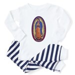 8 Lady of Guadalupe Toddler Pajamas