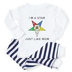 OES Just Like Mom Toddler Pajamas