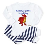 Mommy's Little Hatchling Toddler Pajamas