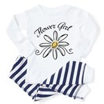 Flower Girl Toddler Pajamas