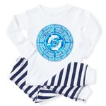 Celtic Dolphins Toddler Pajamas