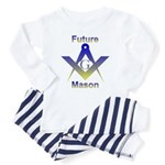 Masonic Future Mason Toddler Pajamas
