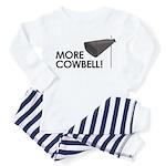 MORE COWBELL! Toddler Pajamas