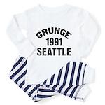 SEATTLE 1991 GRUNGE Toddler Pajamas