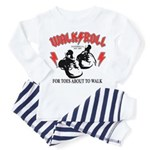 For Toes About To Walk Toddler Pajamas