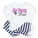 Air Force Brat ver1 Toddler Pajamas