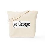 go George Tote Bag