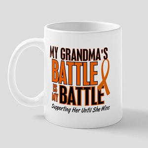 My Battle Too (Grandma) Mug