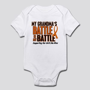 My Battle Too (Grandma) Infant Bodysuit