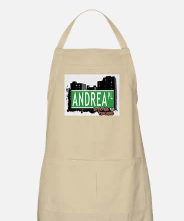 ANDREA PLACE, STATEN ISLAND, NYC Apron