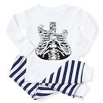Skelatar Toddler Pajamas