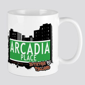 ARCADIA PLACE, STATEN ISLAND, NYC Mug