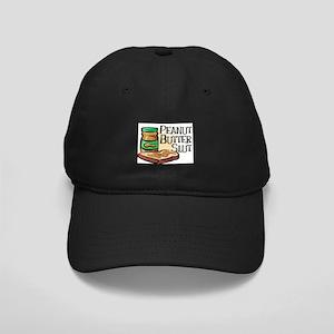 Peanut Butter Slut Black Cap
