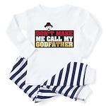 Godfather Toddler Pajamas