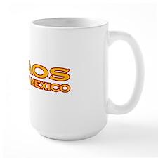 I Love Taos, NM Large Mug