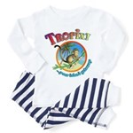 Official Tropix Logo Toddler Pajamas