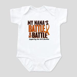 My Battle Too (Nana) Infant Bodysuit