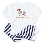 birdie big brother Pajamass christmas Toddl