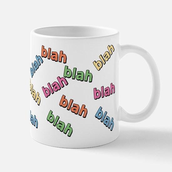 Blah Blah Mug