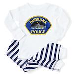 Burbank Police Toddler Pajamas