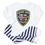 Culver City Police Toddler Pajamas