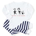 Skipper's My Daddy. Toddler Pajamas