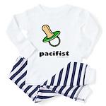 Pacifist Toddler Pajamas