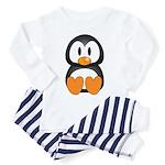 Cute Penguin Toddler Pajamas