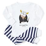 Dairy Potter Toddler Pajamas