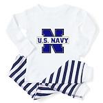 U S Navy Toddler Pajamas