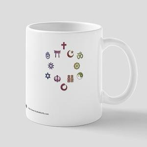 InterFaith/MultiFaith Pride Mug