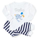 Dodo bird Toddler Pajamas
