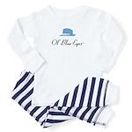 Ol' Blue Eyes Toddler Pajamas
