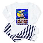 Love Pennsylvania Toddler Pajamas